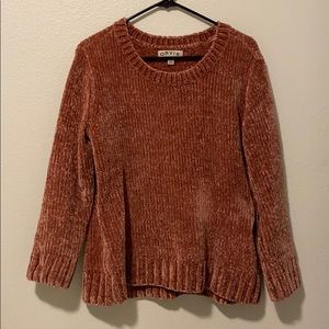 Orvis thick knit sweater